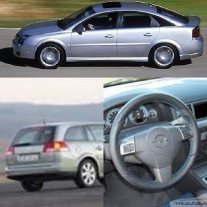 25 años del Opel Vectra de gm